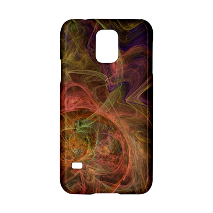 Abstract Colorful Art Design Samsung Galaxy S5 Hardshell Case