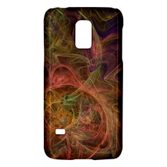 Abstract Colorful Art Design Samsung Galaxy S5 Mini Hardshell Case