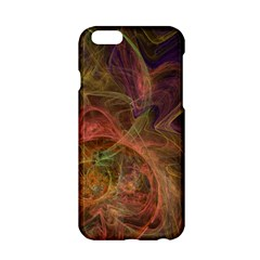 Abstract Colorful Art Design Apple Iphone 6/6s Hardshell Case