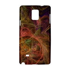 Abstract Colorful Art Design Samsung Galaxy Note 4 Hardshell Case
