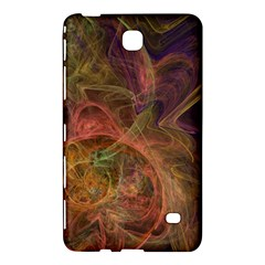 Abstract Colorful Art Design Samsung Galaxy Tab 4 (7 ) Hardshell Case