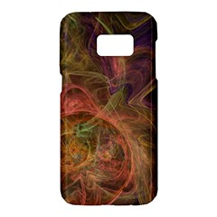 Abstract Colorful Art Design Samsung Galaxy S7 Hardshell Case
