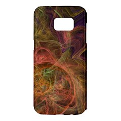 Abstract Colorful Art Design Samsung Galaxy S7 Edge Hardshell Case