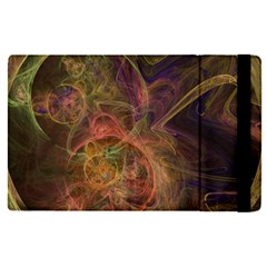 Abstract Colorful Art Design Apple Ipad Pro 12 9   Flip Case
