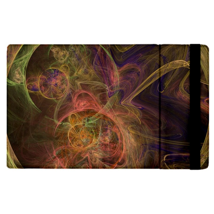 Abstract Colorful Art Design Apple iPad Pro 9.7   Flip Case