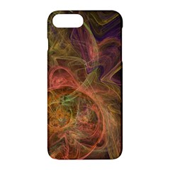 Abstract Colorful Art Design Apple Iphone 7 Plus Hardshell Case