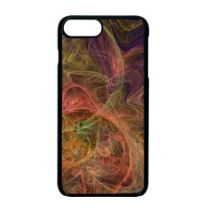 Abstract Colorful Art Design Apple Iphone 7 Plus Seamless Case (black)