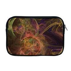 Abstract Colorful Art Design Apple Macbook Pro 17  Zipper Case