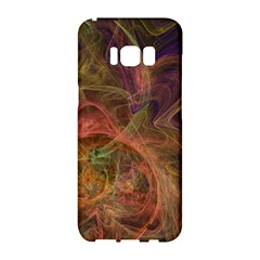 Abstract Colorful Art Design Samsung Galaxy S8 Hardshell Case