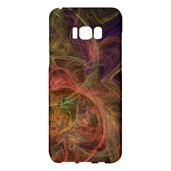 Abstract Colorful Art Design Samsung Galaxy S8 Plus Hardshell Case