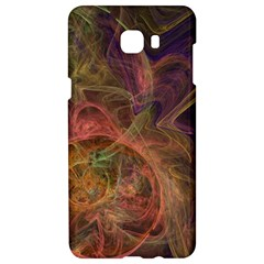 Abstract Colorful Art Design Samsung C9 Pro Hardshell Case