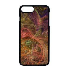 Abstract Colorful Art Design Apple Iphone 8 Plus Seamless Case (black)