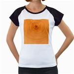 Rings Wood Line Women s Cap Sleeve T Front