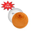 Rings Wood Line 1.75  Buttons (10 pack) Front