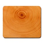 Rings Wood Line Large Mousepads Front