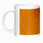 Rings Wood Line Night Luminous Mugs Left