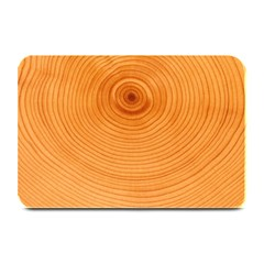 Rings Wood Line Plate Mats