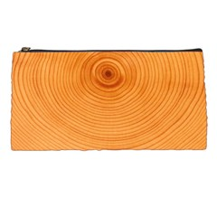 Rings Wood Line Pencil Cases by Alisyart