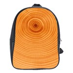Rings Wood Line School Bag (Large) Front