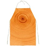 Rings Wood Line Full Print Aprons Front