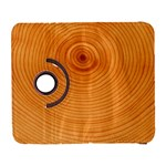 Rings Wood Line Samsung Galaxy S  III Flip 360 Case Front