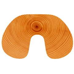 Rings Wood Line Travel Neck Pillows