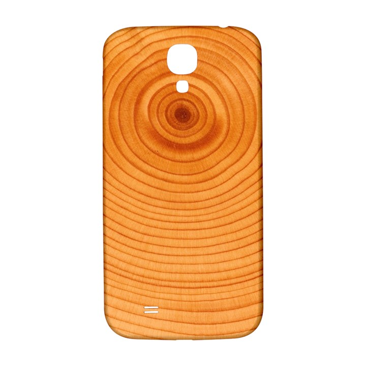 Rings Wood Line Samsung Galaxy S4 I9500/I9505  Hardshell Back Case