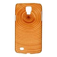 Rings Wood Line Samsung Galaxy S4 Active (i9295) Hardshell Case