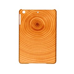 Rings Wood Line Ipad Mini 2 Hardshell Cases