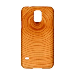 Rings Wood Line Samsung Galaxy S5 Hardshell Case