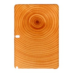 Rings Wood Line Samsung Galaxy Tab Pro 12 2 Hardshell Case