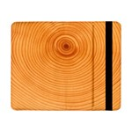 Rings Wood Line Samsung Galaxy Tab Pro 8.4  Flip Case Front