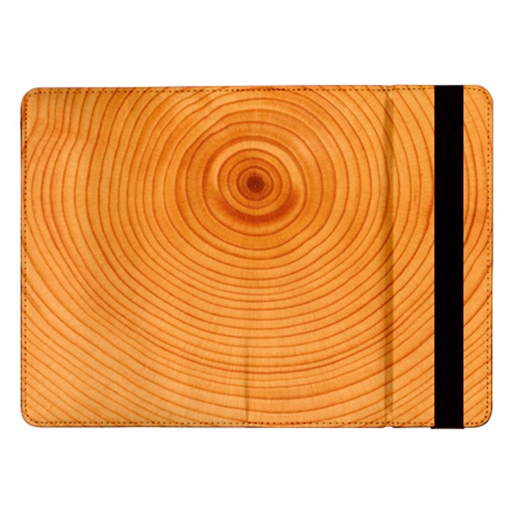 Rings Wood Line Samsung Galaxy Tab Pro 12.2  Flip Case
