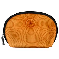 Rings Wood Line Accessory Pouch (large)