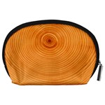 Rings Wood Line Accessory Pouch (Large) Back
