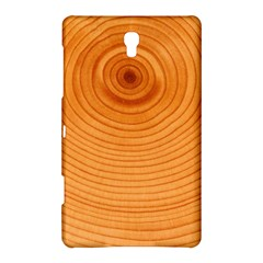 Rings Wood Line Samsung Galaxy Tab S (8 4 ) Hardshell Case
