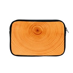 Rings Wood Line Apple Macbook Pro 13  Zipper Case by Alisyart