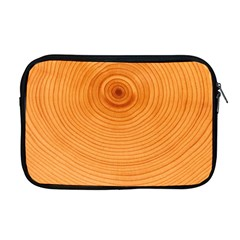 Rings Wood Line Apple Macbook Pro 17  Zipper Case by Alisyart