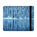 Snowy Forest Reflection Lake Samsung Galaxy Tab Pro 8.4  Flip Case Front