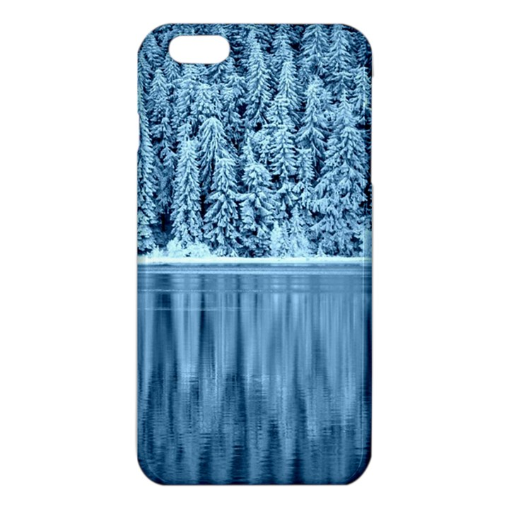 Snowy Forest Reflection Lake iPhone 6 Plus/6S Plus TPU Case