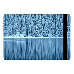 Snowy Forest Reflection Lake Apple Ipad 9 7
