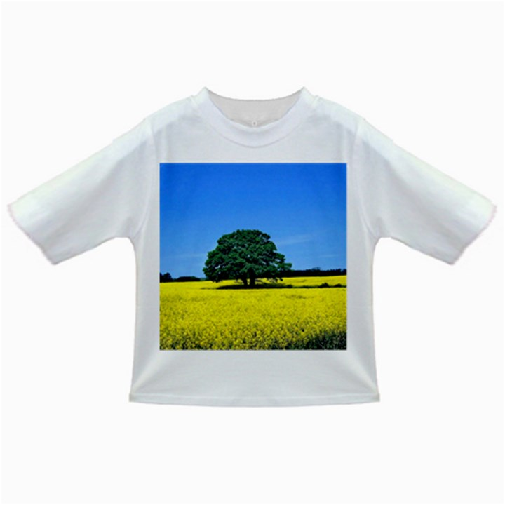 Tree In Field Infant/Toddler T-Shirts