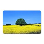 Tree In Field Magnet (Rectangular) Front