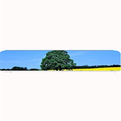 Tree In Field Small Bar Mats by Alisyart