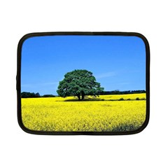 Tree In Field Netbook Case (small)