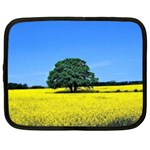 Tree In Field Netbook Case (XXL) Front
