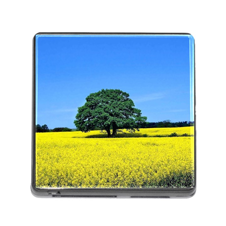 Tree In Field Memory Card Reader (Square 5 Slot)