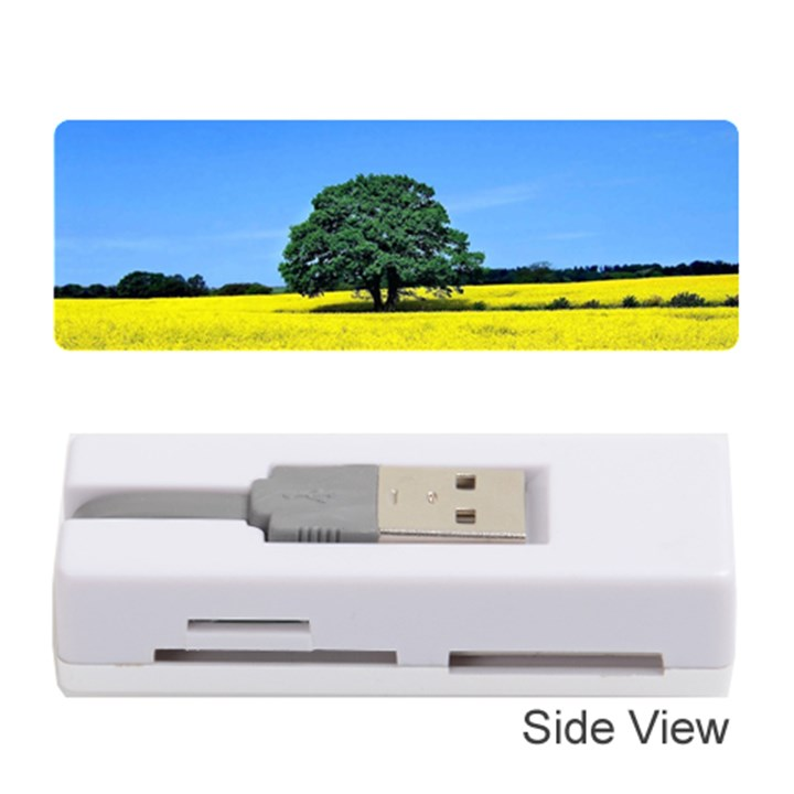 Tree In Field Memory Card Reader (Stick)