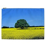 Tree In Field Cosmetic Bag (XXL) Front