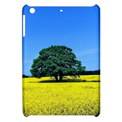 Tree In Field Apple Ipad Mini Hardshell Case